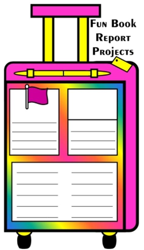 91 ways to do a book report